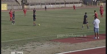 Calcio Amichevole Catanzaro Gioiese 13 Agosto 2011