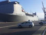 Armi chimiche, la Cape Ray è arrivata a Gioia Tauro