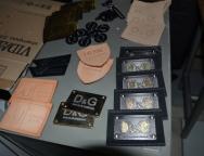 Guardia di Finanza sequestra a Reggio Calabria 12 mila capi d'abbigliamento recanti marchi contraffatti