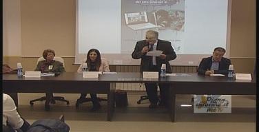 Cittanova, la fondazione Inzitari presenta al liceo Guerrisi la borsa di studio 2014