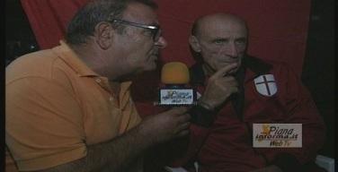 Rosarno, intervista a Pierino Prati ex calciatore Milan
