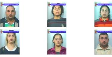 arresti accattonaggio