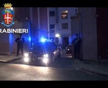 """Esecuzione di ordinanza di custodia cautelare e sequestro beni nei confronti di 15 persone, appartenenti o contigue alla cosca di 'ndrangheta """"CORDÌ"""" di Locri."""