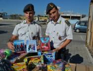 Porto di Gioia Tauro, sequestrati ottomila giocattoli contraffatti