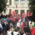 protesta lavoratori mobilità