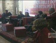 Gioia Tauro, Quadrato Rosa Cgil, contro la violenza sulle donne!!!