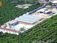 Gioia Tauro, confiscata lussuosa villa a Girolamo Magnoli