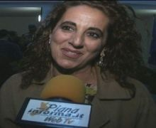 Wanda Ferro, candidata alla presidenza della regione a Taurianova