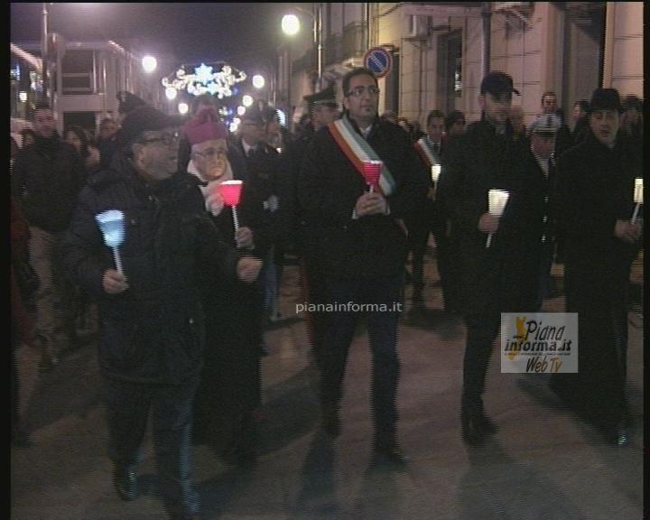Polistena marcia della pace 2015
