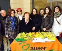L'8 marzo dell' Auser comprensorio di Gioia Tauro