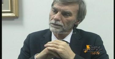 Gioia Tauro, la visita del sottosegretario Del Rio. Conferenza Stampa