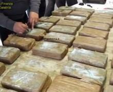 Porto di Gioia Tauro, sequestrati 74 kg di cocaina purissima
