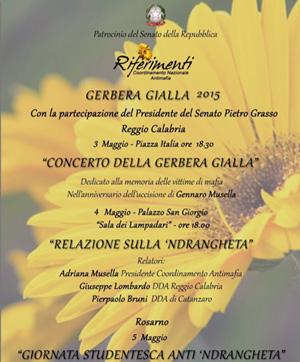 gerbera-gialla-appuntamenti-2015