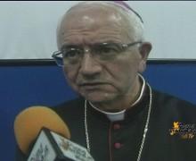 Messaggio del Vescovo Milito su ferimento bambino a Seminara