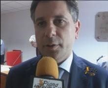 """Interrogazione del consigliere Pedà sul """"degrado strutturale e sulla situazione organizzativa dell'ospedale 'Tiberio Evoli' di Melito Porto Salvo"""""""