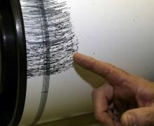 Terremoto magnitudo 3.8 tra Reggio-Vibo