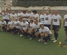 "Villa San Giovanni, i 20 anni dei ""Doctors 95 Football Club"""