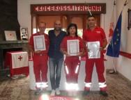 Taurianova, nuovi volontari per la Croce Rossa Italiana