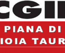 Patrizia Giannotta, segretaria della Funzione Pubblica della Piana di Gioia