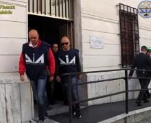 Criminalita' organizzata e raccolta illecita di scommesse. 68 fermi VIDEO