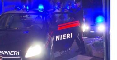 Arresto pattuglia carabinieri - generica (Cc Modena)