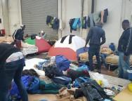 Migranti: nuova tendopoli a San Ferdinando
