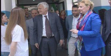 Il Ministro Galletti al Piria di Rosarno
