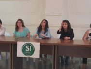 """Comitato Giovani Donne della Piana """"SI"""" Referendum Costituzionale"""