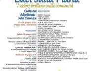 1^ Festa del Volontariato della Tirrenica