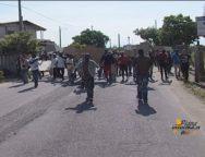 San Ferdinando, protesta degli immigrati