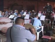 Cinquefrondi, concerto bandistico del complesso Leonardo Raso diretto da Francesco Albanese