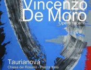 Dal 27 agosto a Taurianova in mostra le opere dell'artista Vincenzo De Moro