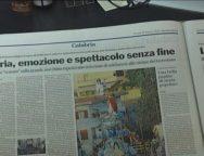 Rassegna Stampa 29 Agosto 2016