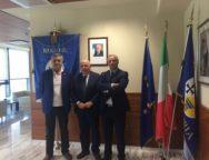 Il Presidente Oliverio ha incontrato i sindaci di Corigliano e Rossano
