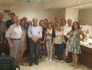 Rosarno,il Rotary club austriaco della carinzia Spittal Drau e il club di Belluno visitano il museo di Medma