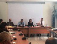 Gioia Tauro, Ivan Russo consigliere del ministro Del Rio visita L'autorita' portuale