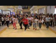 Rizziconi, porto degli ulivi: Flash mob per sensibilizzare la gente sulla HHT