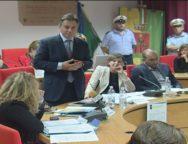 Gioia Tauro, intervento del sindaco al consiglio comunale
