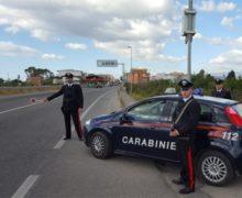 Locri, controllo straordinario del territorio, un arresto