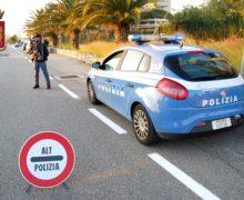 La Polizia di Stato intercetta un'autovettura con a bordo un'ingente quantità di gioielli. Denunciati i due occupanti