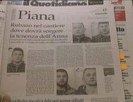 Rassegna Stampa 13 Febbraio 2017 ( con la notizia sulla cosca Piromalli)
