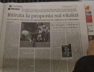 Rassegna Stampa 16 Febbraio 2017