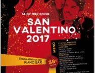Il 14 Febbraio festeggia San Valentino al Mucci Hotel (Guarda il Menu')
