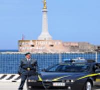 Messina, in corso l'operazione antimafia dominio