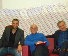 Cittanova, la Scuola di Recitazione della Calabria ha incontrato Claudio Gubitosi, Direttore Artistico del Giffoni Film Festival