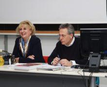 Rende, la Preside Maria Rosaria Russo ha tenuto una lezione all'unical