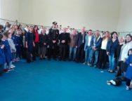 Rosarno, inaugurata la palestra dell'Istituto Comprensivo Marvasi – Vizzone
