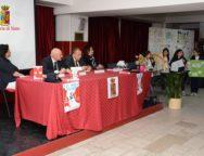 """Polizia di Stato: presentata oggi presso l'Istituto Scolastico Carducci-Da Feltre di Reggio Calabria l'agenda scolastica denominata """"Il mio diario"""""""