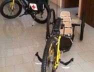 """""""Una Bici per il Parco"""", due nuove e-bike per l'Aspromonte. Una destinata al soccorso medico, una per i diversamente abili"""