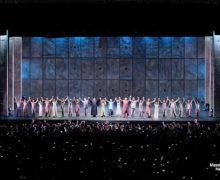 Trionfale tappa di Notre Dame De Paris a Cosenza, l'Opera dei Record fa il pieno anche allo stadio San Vito!